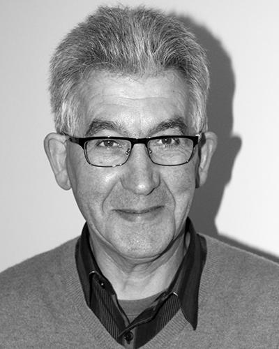 portrait de Patrice Olivo